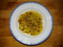 Tortellini - mal so gar nicht italienisch... - Rezept