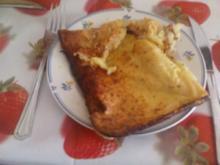 Buttermilchgetzen von der Mama aus dem Erzgebirge - Rezept