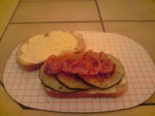Bacon-Zucchini-Brot - Rezept