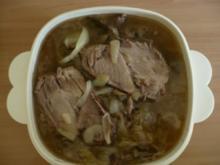 Holsteiner Sauerfleisch - Rezept