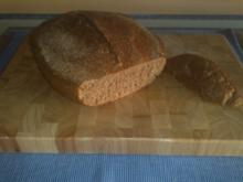 Roggenschrot-Brot - Rezept