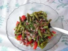 Matjes-Bohnen-Salat - Rezept