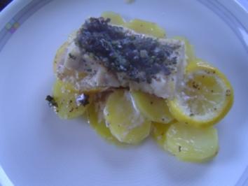 Butter bei die Fische - Rezept