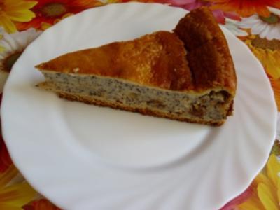 Mohnkuchen locker leicht saftig - Rezept