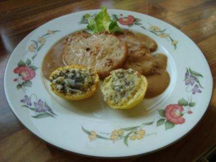 Abendbrot - Käse - Mohn - Kartoffeln - Rezept