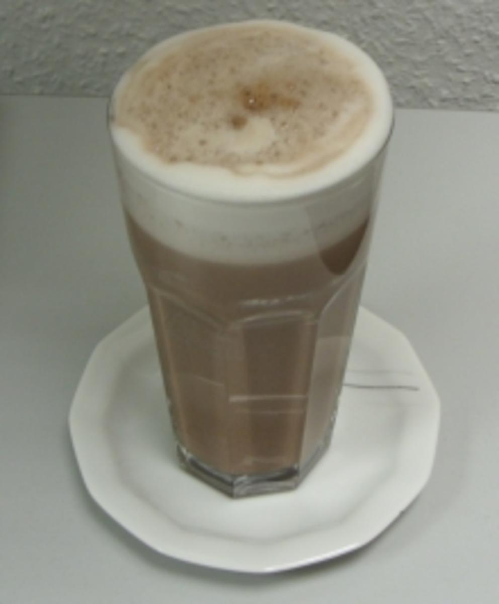 Getränk - Heisse Schokolade à la Annett - Rezept Gesendet von anfaengerintotal