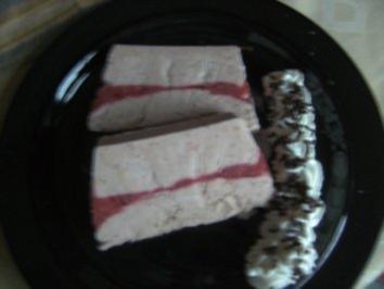 Rezept: Desserts: Erdbeerparfait