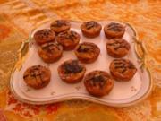 Birnen - Walnuss - Muffins - Rezept