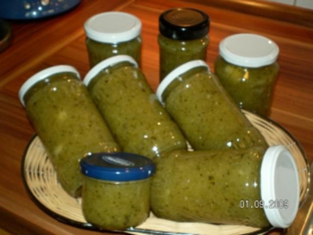 zucchini apfel marmelade rezept mit bild. Black Bedroom Furniture Sets. Home Design Ideas