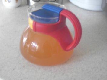 Rezept: Getränke - warm - kalt - Grapefruit-Tee