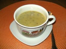"Kartoffel-Zucchini-Suppe ""Monster"" - Rezept"