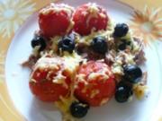 Tomaten - Thunfisch Gratin - Rezept