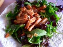 Ich habe hunger-Salat - Rezept