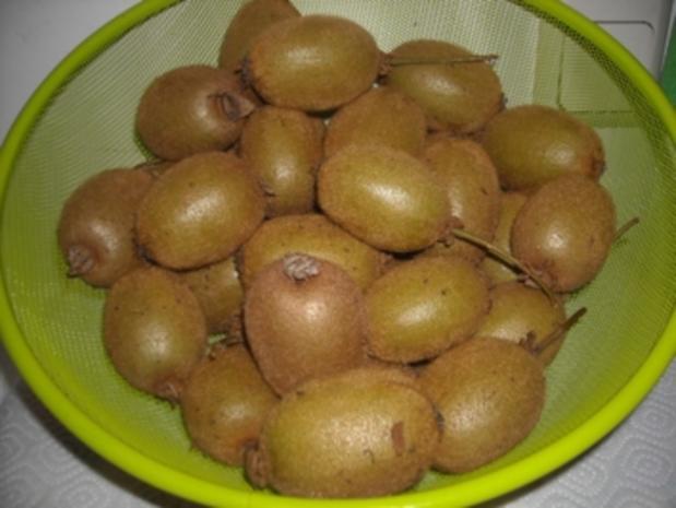 Kiwi - Orangen - Marmelade - Rezept - Bild Nr. 2