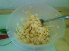 Apfeltaschen - Rezept