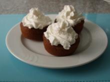 Süße Kürbis- Muffins - Rezept