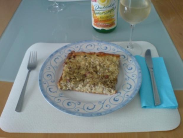 Zwiebelkuchen - Rezept - Bild Nr. 2