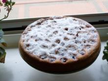 Kirsch-Eierlikör-Kuchen - Rezept