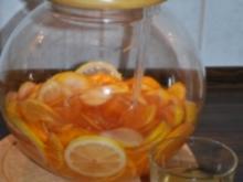 Spritzige Prosecco-Bowle - Rezept