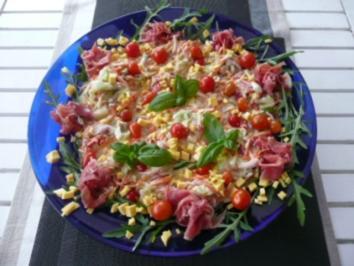 SALATE Gurken-Karotten-Salat auf meine Art - Rezept