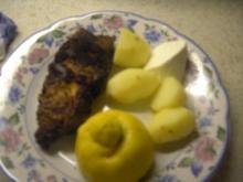 Fleisch - Cordon Rouge vom Schwein - Rezept