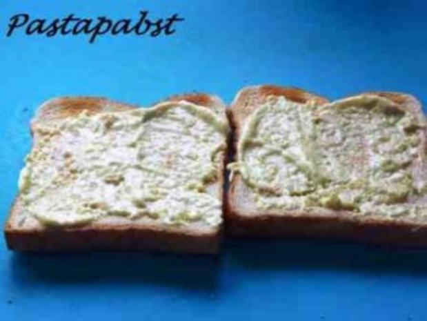 Hähnchen-Bacon-Sandwich - Rezept - Bild Nr. 2