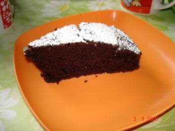 Schokoladen Selterkuchen - Rezept