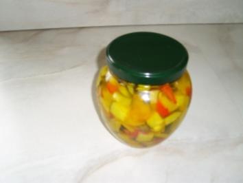 Zucchinis ala mama - Rezept