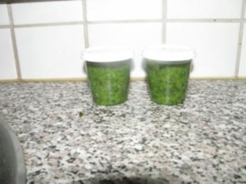 Rezept: Basilikum Pesto