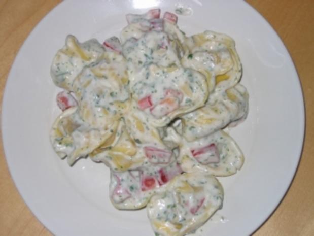 Tortellini-Salat - Rezept - Bild Nr. 2