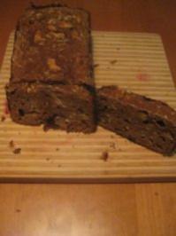 """Brot (Brotbackautomat): """"Multifrucht-Sonnenblumenbatzen"""" - Rezept"""