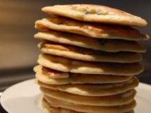 Basic Fluffy Pancakes - Rezept