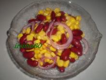 Bohnen - Mais - Salat - Rezept