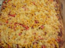 Pizzabelag Mexicana - Rezept