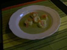 Suppe  -  Brokkoli-Tortellini-Suppe - Rezept
