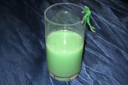 Grüne Welle - Rezept