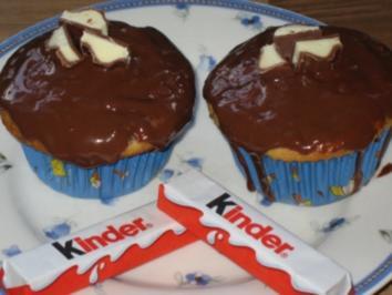 Muffins Mit Kinderschokolade Rezept Mit Bild Kochbar De