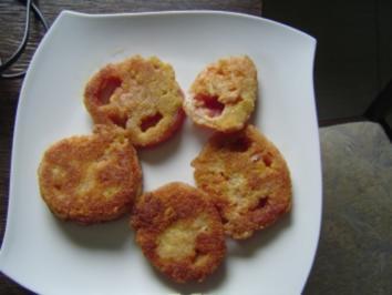 Gebackene Fleischtomaten - Rezept