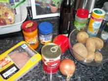 Puten-Kartoffel-Topf - Rezept