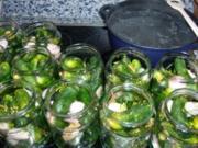 Gewürzgurken - Rezept