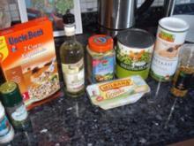 Schmelzkäsesauce - Rezept