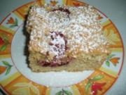 Feiner Zwetschken (Pflaumen) - Kuchen mit Streusel - Rezept