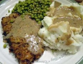 Texas Chicken-Fried Steak - Rezept