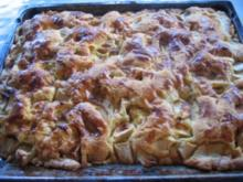 Böhmischer Apfelkuchen - Rezept
