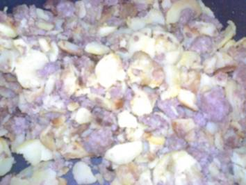 Rezept: Brat-Hack-Kartoffeln