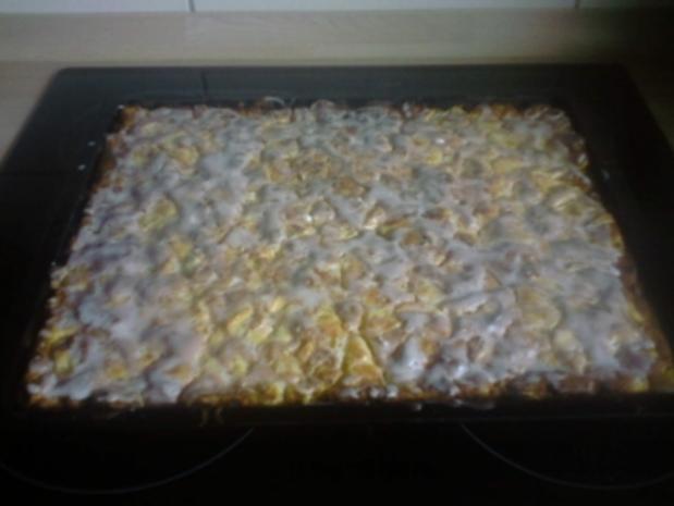 Apfelkuche - Großmutters Art - Rezept