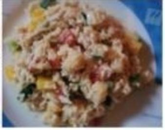 Thunfisch-Reis-Salat - Rezept