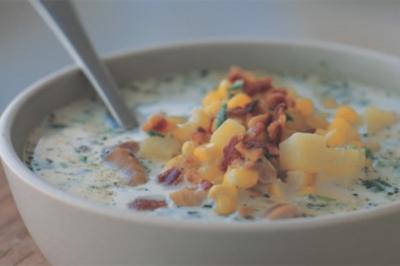 Hühnertopf mit Mais - Rezept