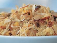 Couscous mit Trockenfrüchten - Rezept