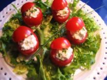 Tomaten-Zwerge ... - Rezept